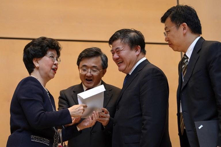 В Китае чиновникам запретили летать чартерными рейсами