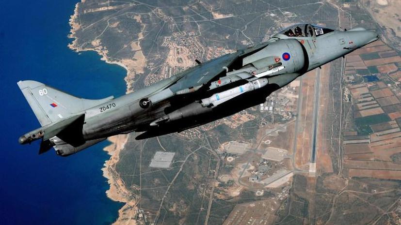 США следят за лидерами стран Ближнего Востока с британской военной базы на Кипре