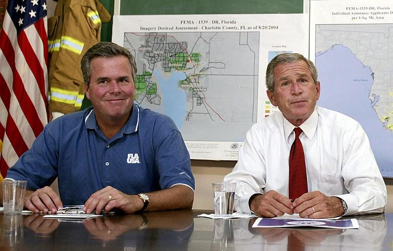 Дж. Буш может опять стать президентом США