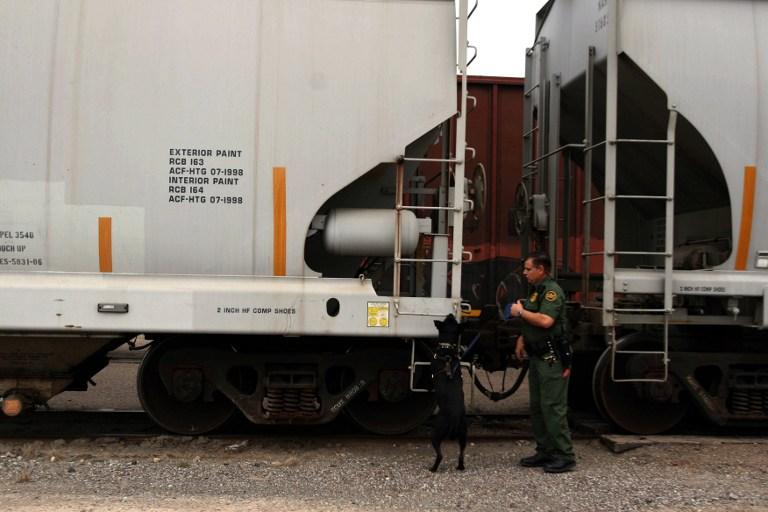 В США под поезд попали более 20 ветеранов вооруженных сил