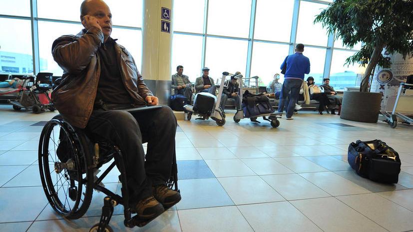 СМИ: Российские парламентарии предлагают учредить должность уполномоченного по правам инвалидов