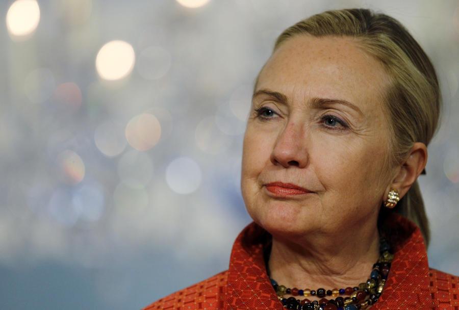 Хакер прислал RT украденные письма Хиллари Клинтон