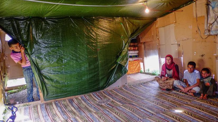 ООН: Около 400 тыс. сирийцев находятся в условиях блокады