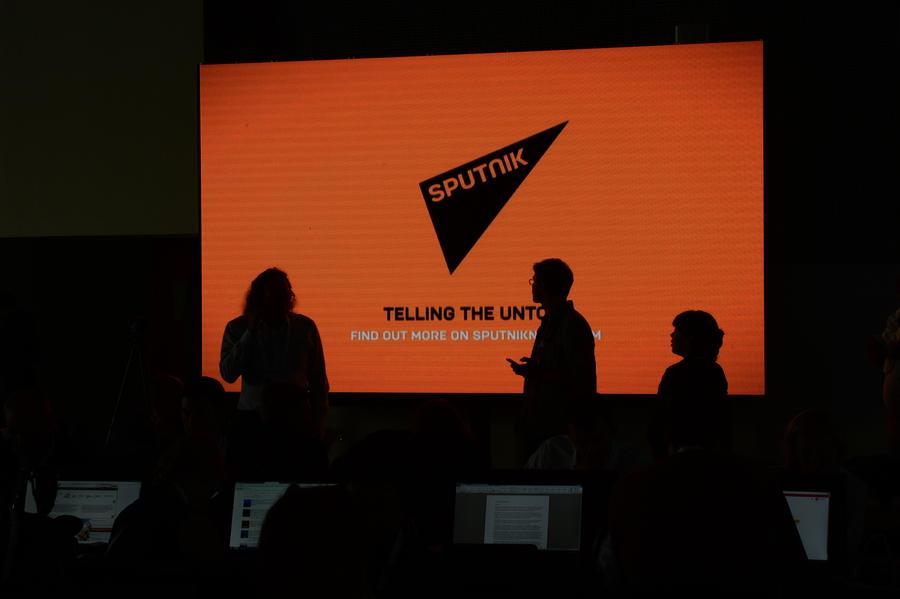 Военное лобби США обнаружило главный российский пропагандистский Sputnik
