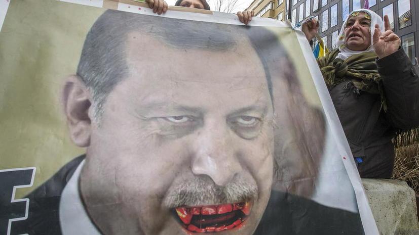 The Daily Telegraph: Эрдоган становится всё опаснее