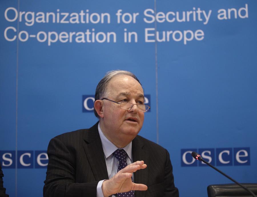 Глава миссии ОБСЕ на Украине Эртугрул Апакан: Перемирие в целом соблюдается