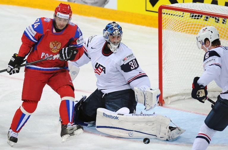 Российские хоккеисты продолжили победную серию на Чемпионате мира, обыграв сборную США
