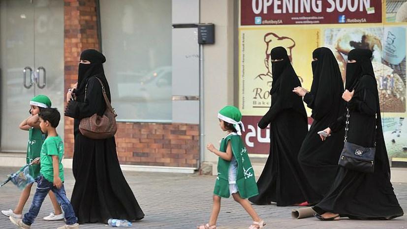 Саудовская Аравия: мужей не будут оповещать о том, что их жёны пересекают границу