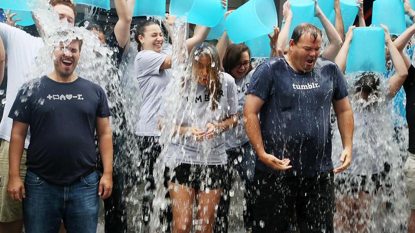 Критики Ice Bucket Challenge: Флешмоб оскорбляет жителей стран, нуждающихся в питьевой воде
