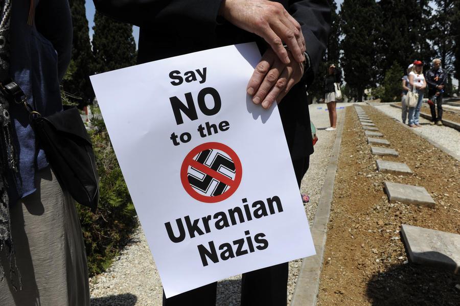 Швейцарские СМИ: Украинских неонацистов спонсируют фанаты Гитлера из Женевы