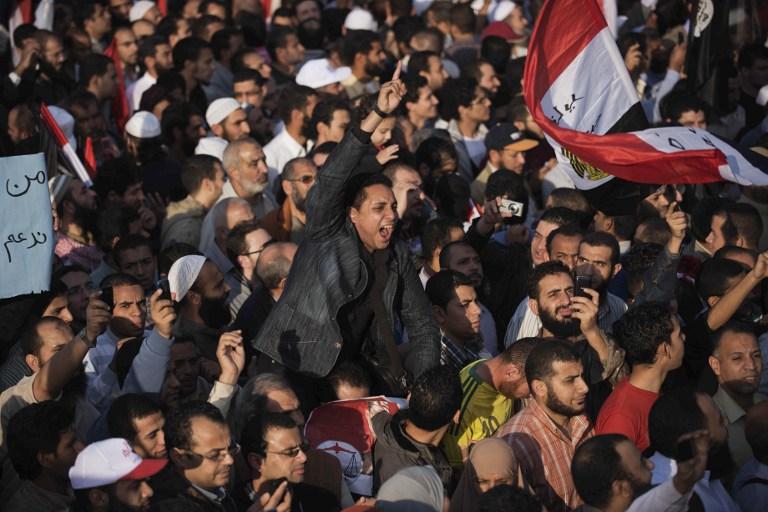 Антиправительственные демонстрации в Египте переросли в столкновения с полицией
