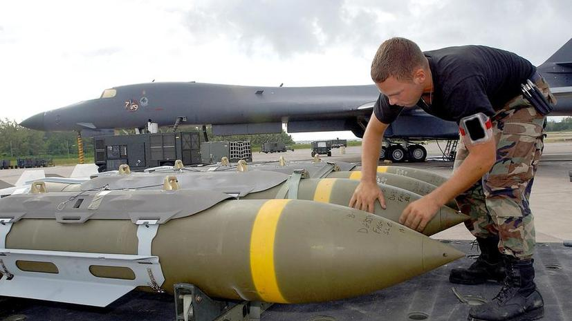 Американские чиновники: Чтобы бомбить другие страны, не обязательно знать географию