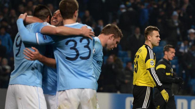 Футболисты ЦСКА лишились шансов на выход  в 1/8 финала Лиги чемпионов