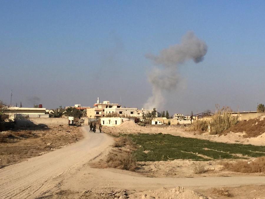 Минобороны РФ: Доклад Amnesty International о действиях ВКС РФ в Сирии состоит из штампов и фейков