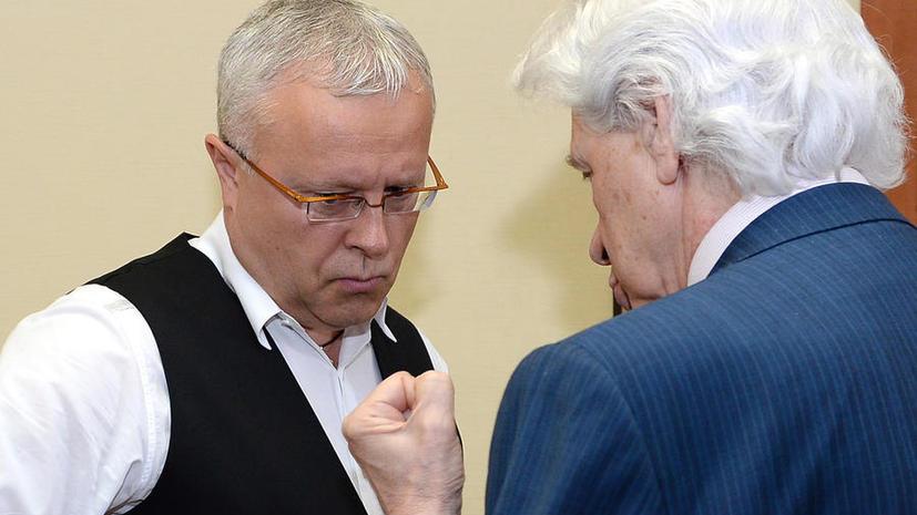 Александр Лебедев приговорён к 150 часам общественных работ за избиение Сергея Полонского