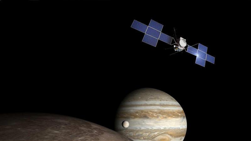 Космическая одиссея — 2022: в Европе готовят зонд для поиска жизни на спутниках Юпитера
