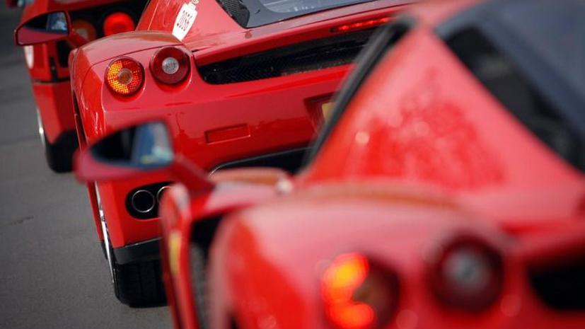 Житель Флориды готов обменять частный остров на Ferrari