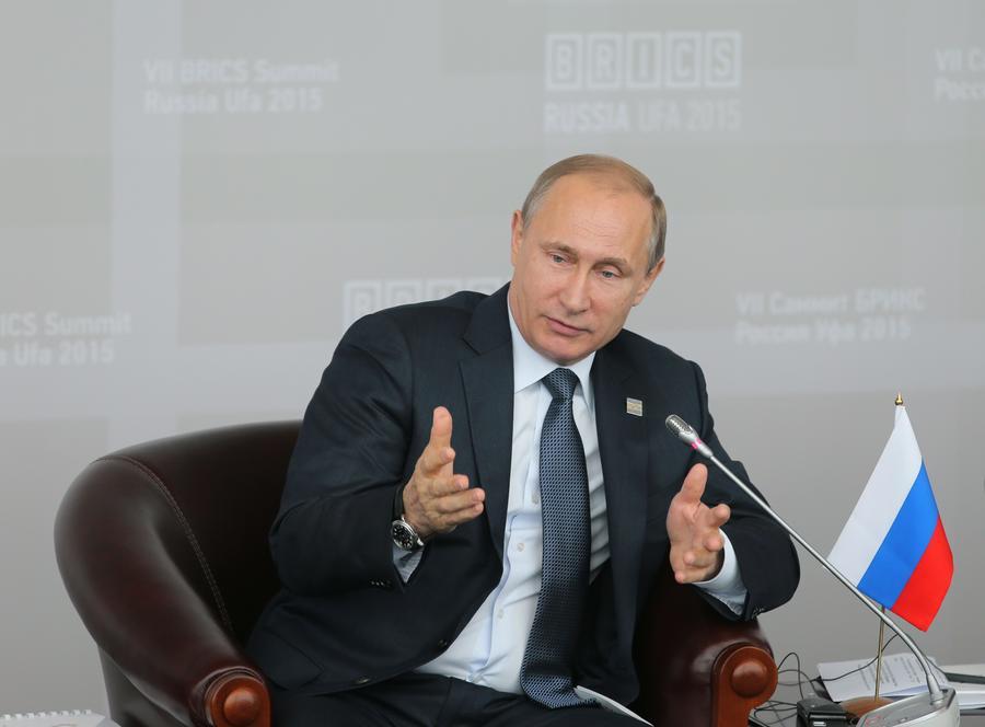 Владимир Путин сегодня подведёт итоги саммитов ШОС и БРИКС