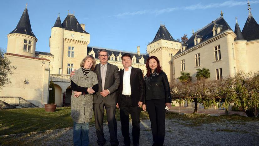 Шато мертвеца: Очередной владелец винного шато во Франции попал в авиакатастрофу