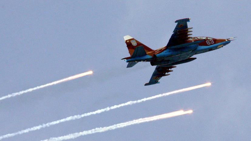 Эксперт: Россия не могла сбить штурмовик ВВС Украины незаметно для иностранных средств контроля