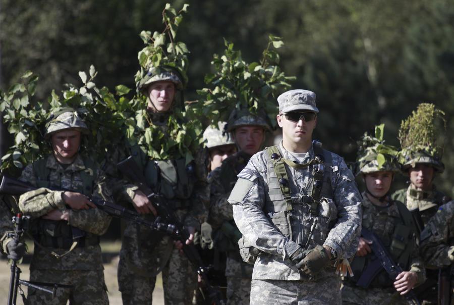 СМИ: Военные инструкторы США признали удручающим положение дел в Нацгвардии Украины