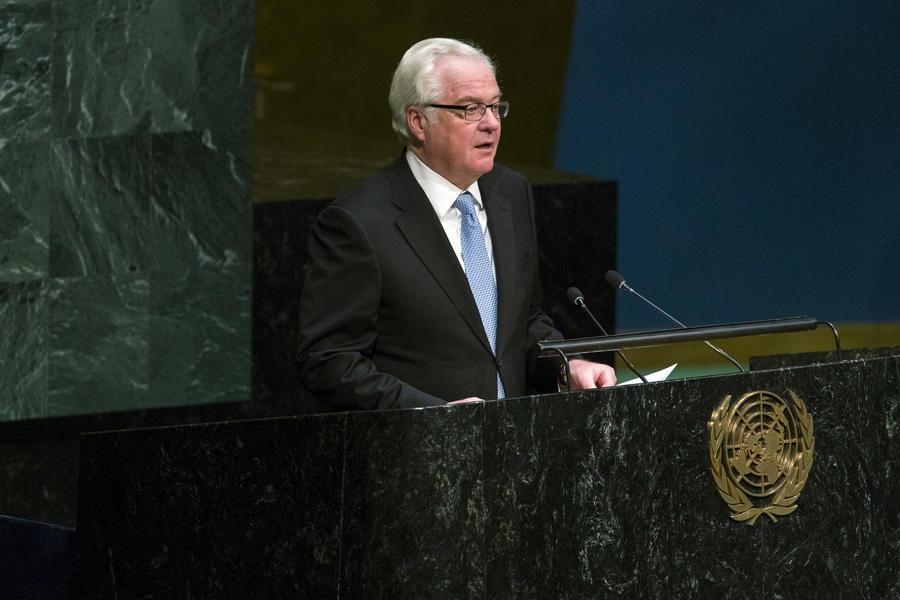 Виталий Чуркин в интервью RT: В США поняли, что ситуация в Сирии требует политического решения