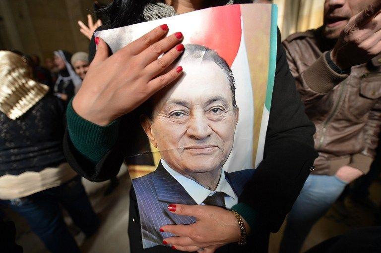 Приговор экс-президенту Египта Хосни Мубараку пересмотрят в апреле
