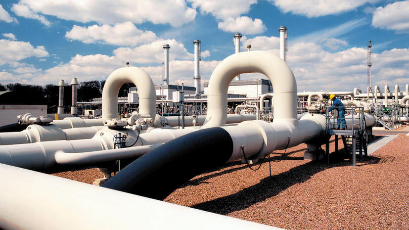 Минэнерго РФ: Отбор газа на Украине не зафиксирован