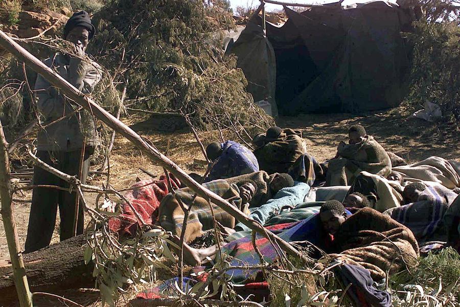 27 африканских мальчиков погибли после церемонии посвящения в мужчины
