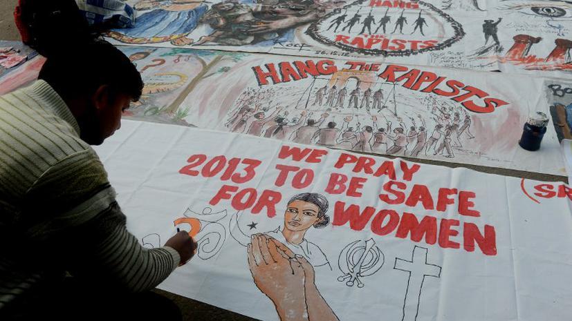Индийские женщины жертвуют работой ради безопасности