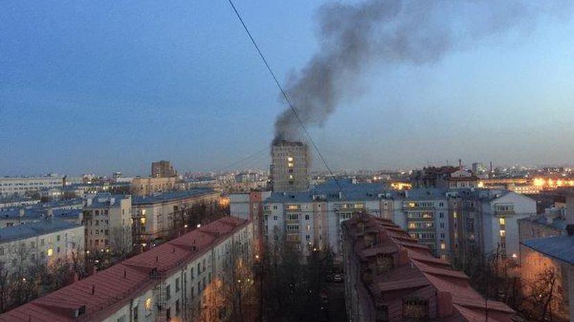 В результате взрыва в доме на юго-востоке Москвы погиб один человек