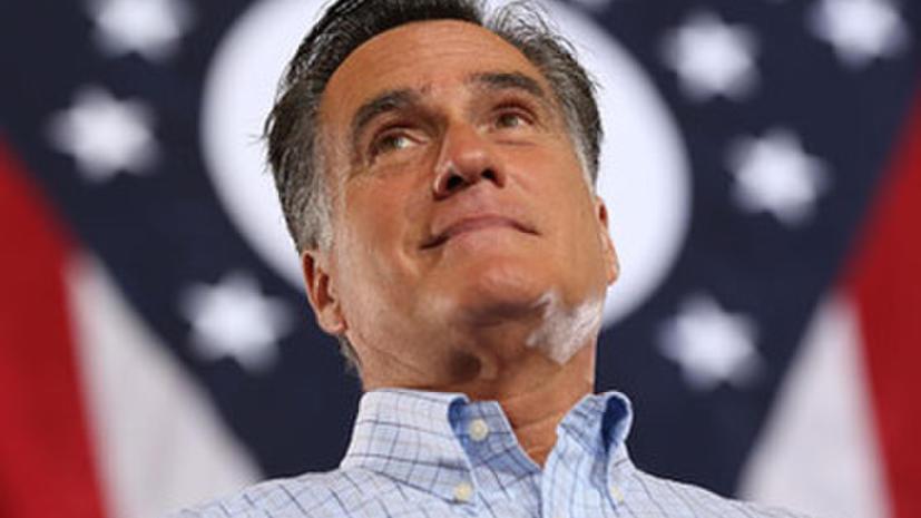 Митт Ромни не верит в падение безработицы при Обаме