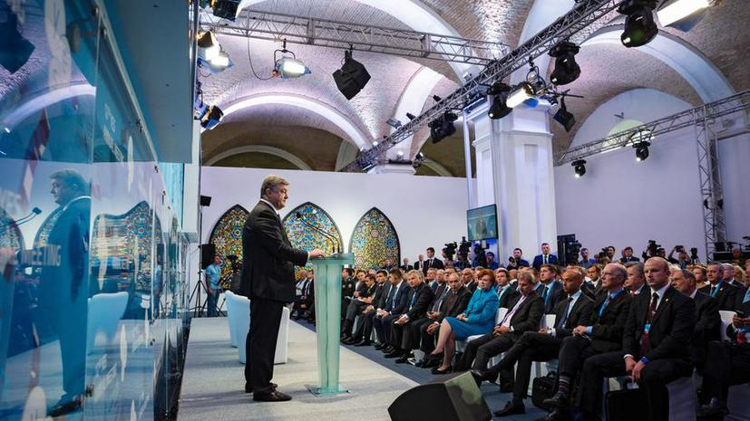Американские СМИ: Украине пора начать надеяться на себя, а не на западных спонсоров