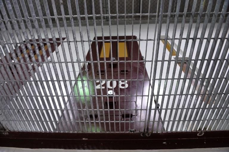 Американские власти представят секретное досье на заключённых военной тюрьмы в Афганистане