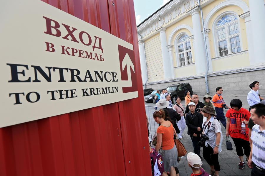 Россияне не рады туристам – данные опроса