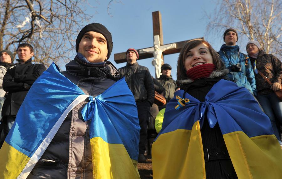 Оппозиция на Украине создала объединение «Майдан»