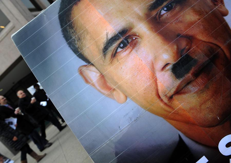 Исследование: Барак Обама - антихрист, так считают 13% американцев