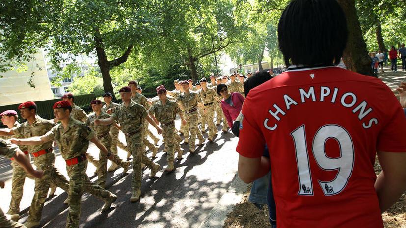 Несовершеннолетние подростки из Великобритании воевали в Ираке и Афганистане