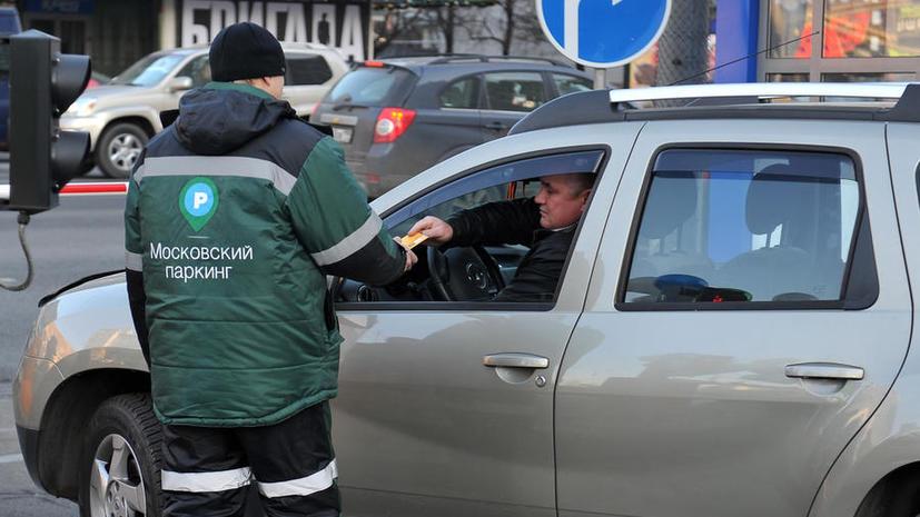 Автодор предложил штрафы в 3 тыс. рублей за стоянку на обочинах магистралей
