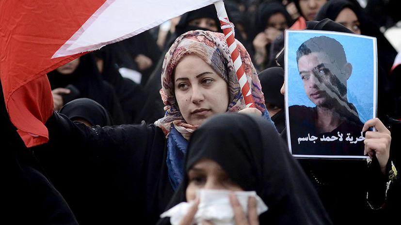 В Бахрейне не прекращаются столкновения оппозиционеров с полицией
