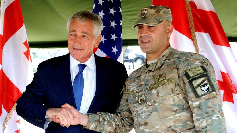Foreign Policy: Грузия готова тренировать у себя сирийских боевиков