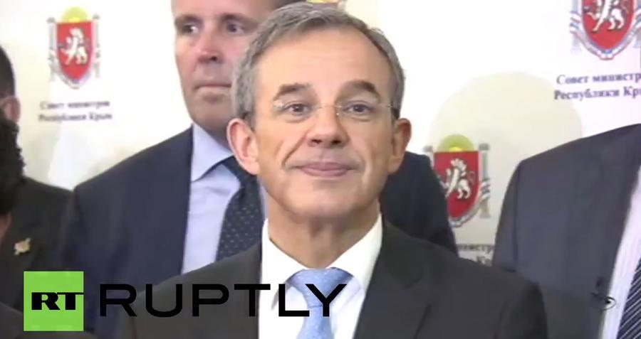 Французские депутаты о невозможности для крымчан получить шенгенскую визу: Эта ситуация неприемлема