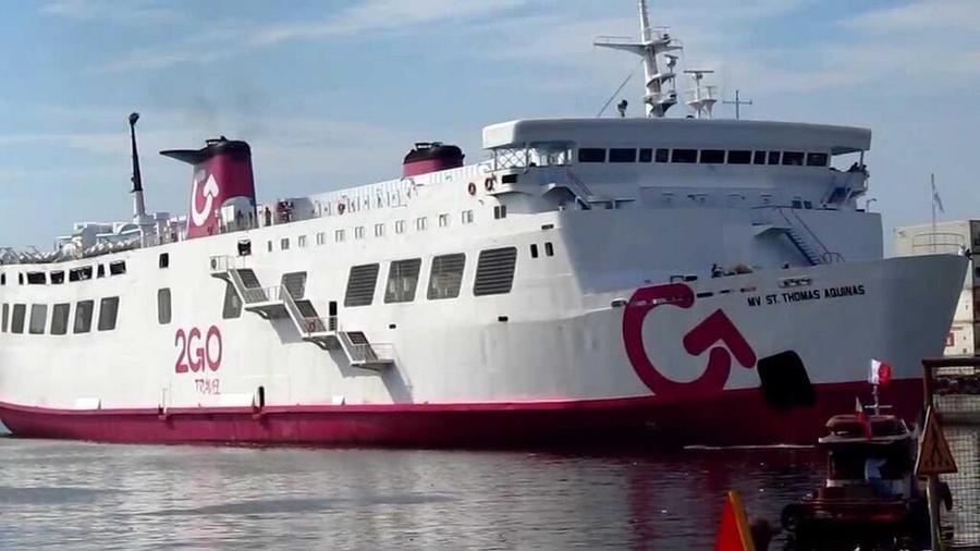 На Филиппинах ушел под воду паром с почти 700 пассажирами на борту: 24 погибших