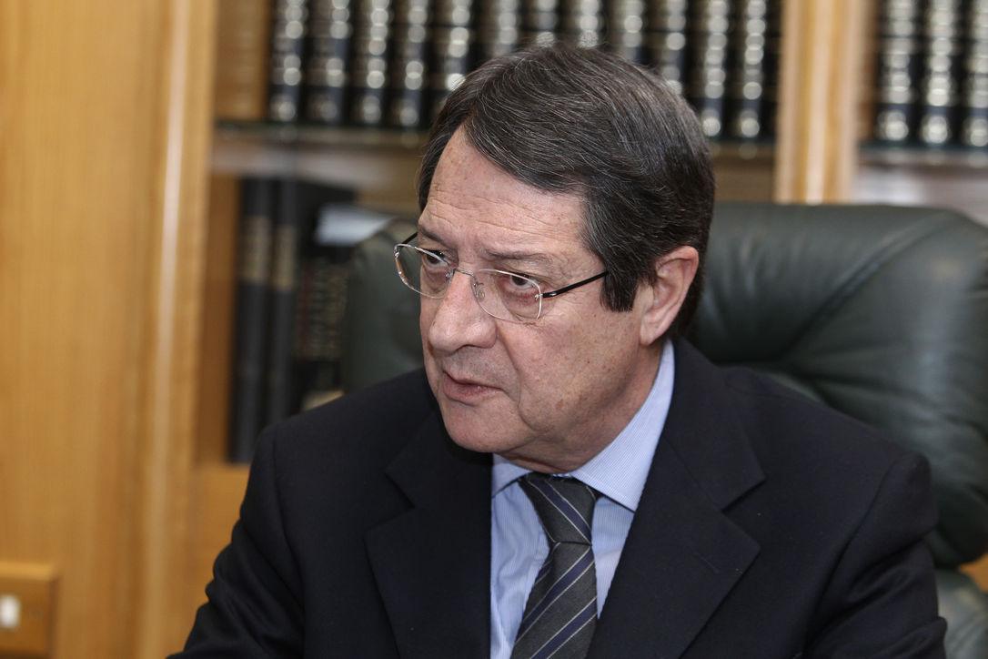 Никос Анастасиадис стал президентом Кипра