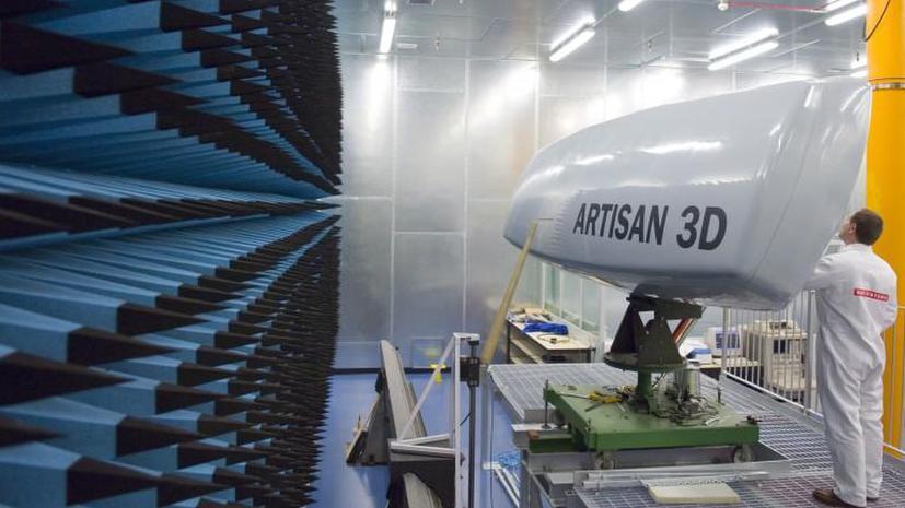 Великобритания вооружилась радаром, который способен видеть одновременно 900 сверхзвуковых целей