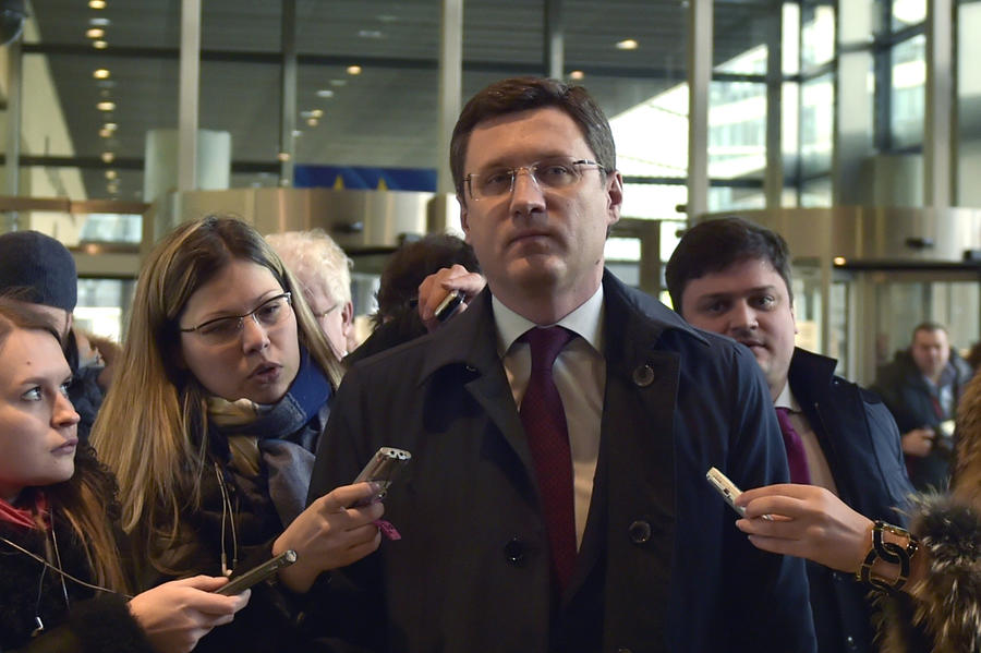 Александр Новак: Поставки газа в Донбасс — предмет отдельных переговоров