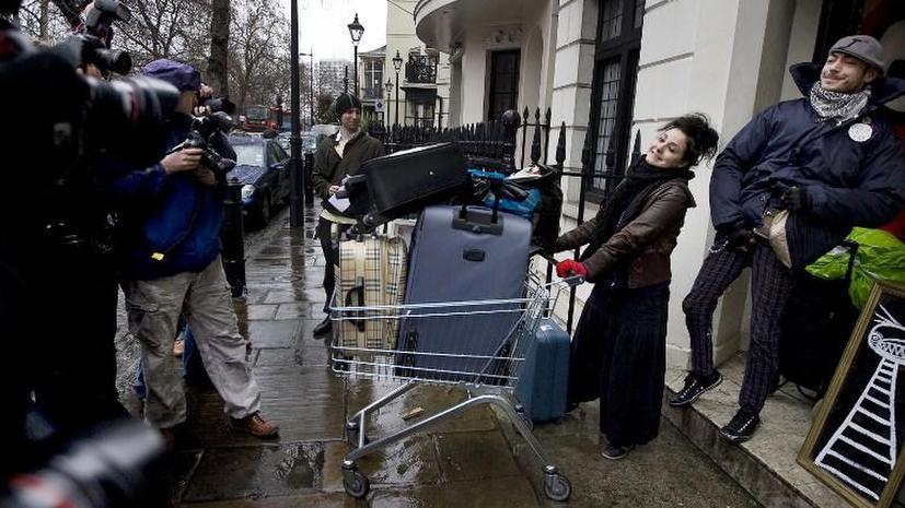 Бездомные Лондона живут в дорогих отелях за государственный счет