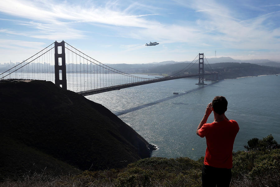 На мосту Золотые Ворота в Сан-Франциско установят защиту от самоубийц