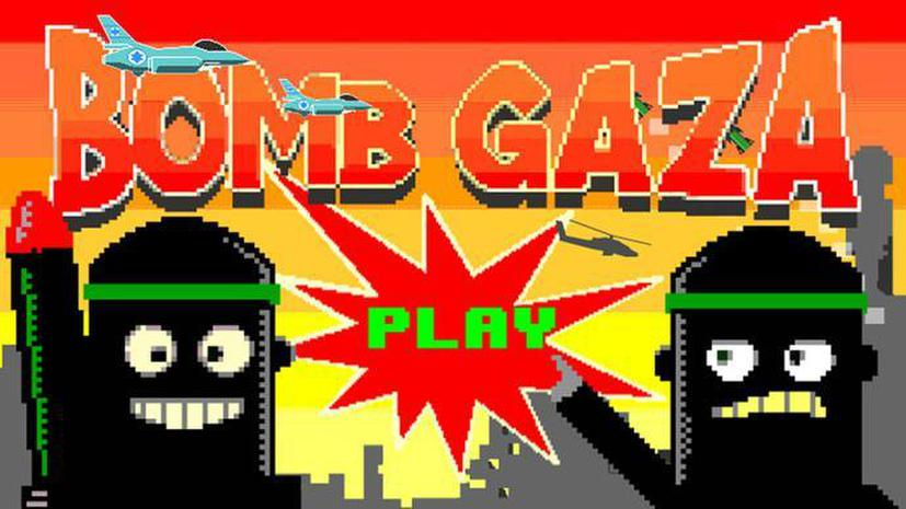 Google удалил игру Bomb Gaza из базы приложений