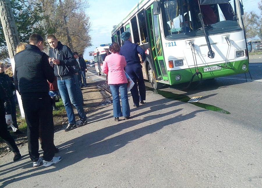 Смертница, совершившая теракт в Волгограде, приехала из Дагестана